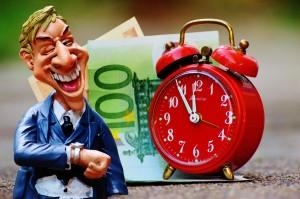 Laikas-pinigai