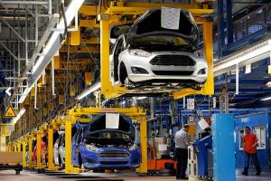 Ford gamykla