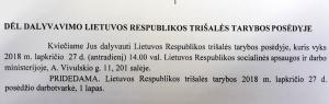 trišalė taryba