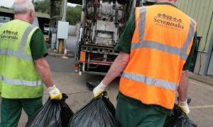 atliekų rinkėjai